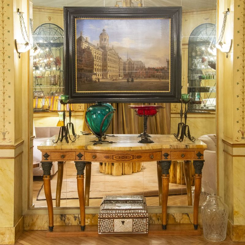 Get The Look Of An Imposing and Multilayered Paris Luxury Apartment luxury apartment A Luxury Apartment In The Heart Of Paris With A Coveted Art Collection Get The Look Of An Imposing and Multilayered Paris Luxury Apartment 5
