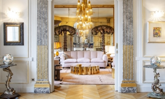 luxury apartment Get The Look Of An Imposing and Multilayered Paris Luxury Apartment Get The Look Of An Imposing and Multilayered Paris Luxury Apartment feature image 335x201