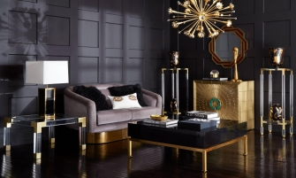 Imposing Furniture: Brass Modern Cabinets For A Luxury Design feature image 1 335x201