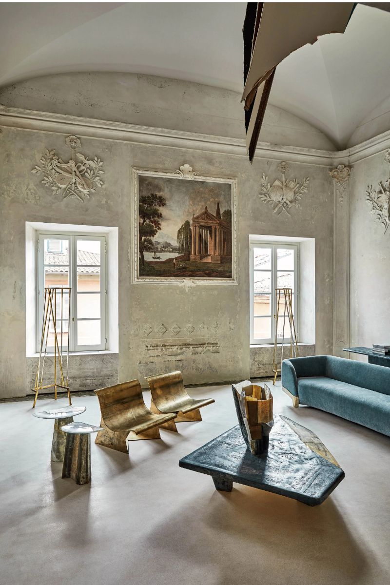 An 18th Century Tuscan Villa Transformed By Vincenzo De Cotiis vincenzo de cotiis An 18th Century Tuscan Villa Transformed By Vincenzo De Cotiis feature image 2