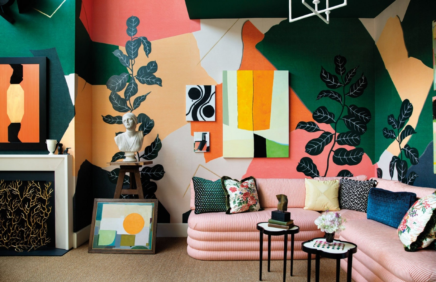 modern home Colorful Tips and Tricks For A Stunning Modern Home feature image 47 1400x908