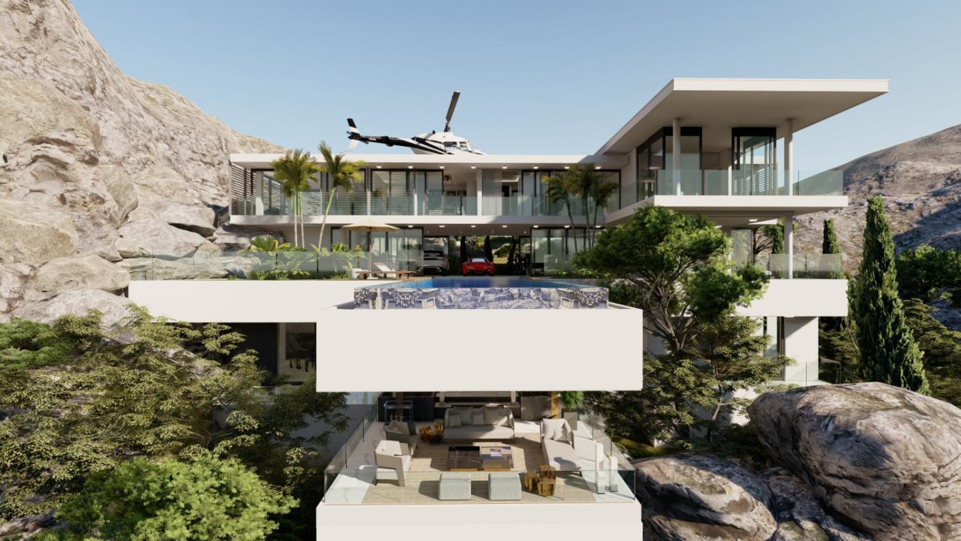 island mansion A $15 Million Island Mansion In Capri With World-Class Interiors 3 60 Photo 1400x788