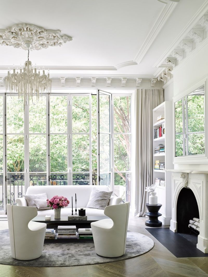 interior design projects New York City's Best Interior Design Projects: Opulent Luxury Homes A Contemporary Take on a Classic New York house by Studio Piet Boon 3