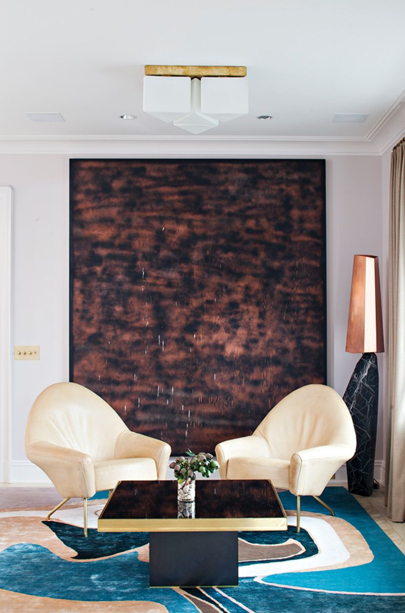 interior design projects New York City's Best Interior Design Projects: Opulent Luxury Homes The Contemporary House of Rafael de C  rdenas in New York 3
