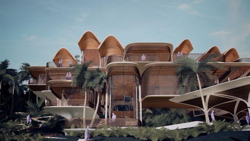 Zaha Hadid Architects' Latest Project Hidding In A Caribbean Island zaha hadid architects Zaha Hadid Architects Releases Sneak Peek Into An Island Getaway Zaha Hadid Architects Latest Project Hidding In A Caribbean Island 3