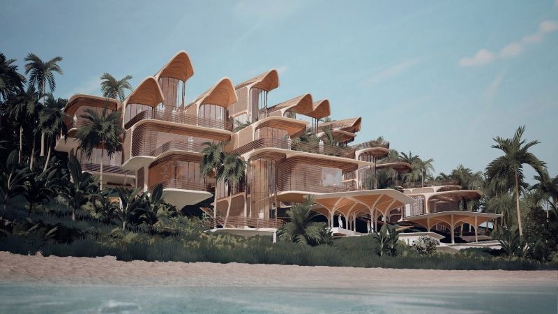 Zaha Hadid Architects' Latest Project Hidding In A Caribbean Island zaha hadid architects Zaha Hadid Architects Releases Sneak Peek Into An Island Getaway Zaha Hadid Architects Latest Project Hidding In A Caribbean Island