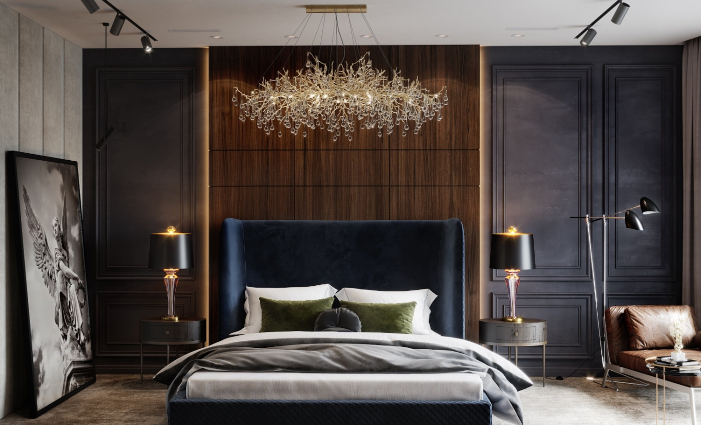 modern bedroom Home Decor Renovation: Modern Bedroom Design Ideas To Inspire You feature image 81 1400x849