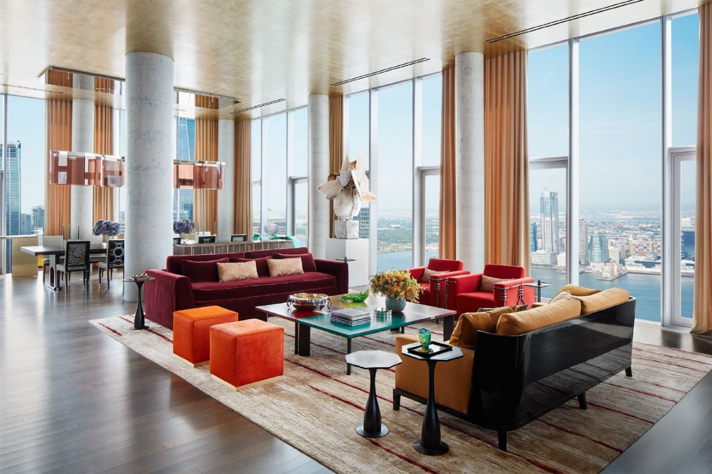 interior design projects New York City's Best Interior Design Projects: Opulent Luxury Homes feature image inspirations and ideas 1400x933