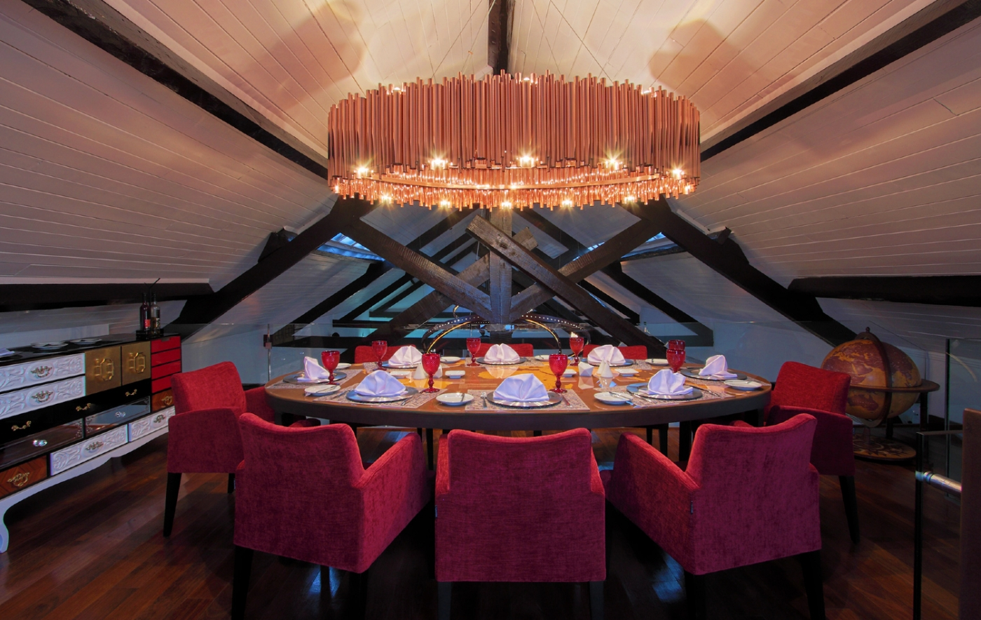 salpoente restaurant Salpoente Restaurant: Modern Design Merged With Fine Dining feature image salponte 1400x884