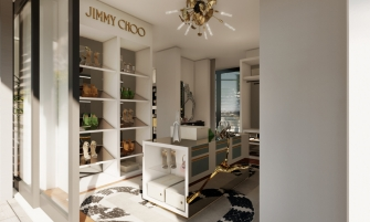 walk-in closets Walk-In Closets Of Your Dreams: Intimate and Elegant Spaces For You jimmy choo 1 335x201