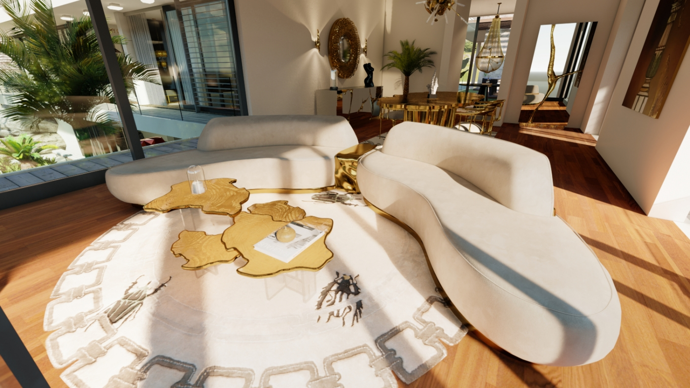 luxury living room Unraveling A Luxury Living Room in A $15 Million Mansion In Capri 5 63 Photo 1400x788