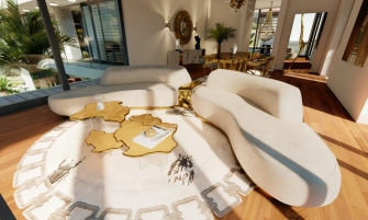luxury living room Unraveling A Luxury Living Room in A $15 Million Mansion In Capri 5 63 Photo 335x201
