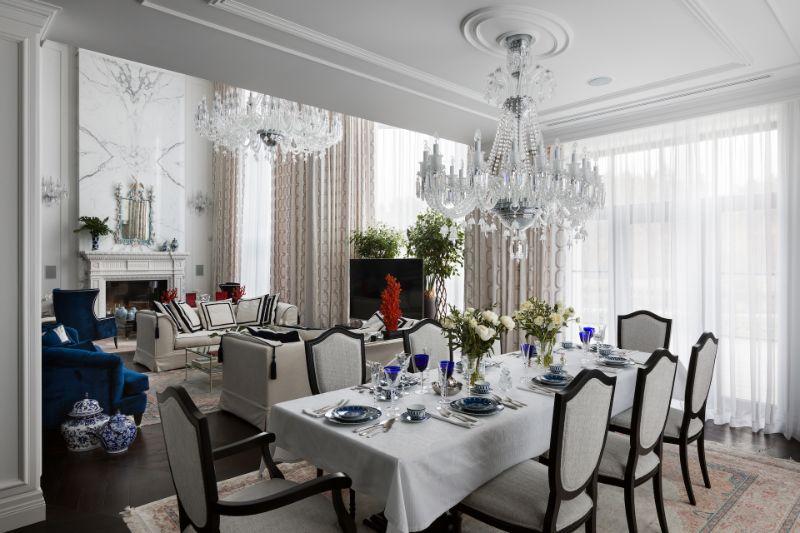 'Sunny Valley' Residence: Spectacular Design by Bolshakov Interiors