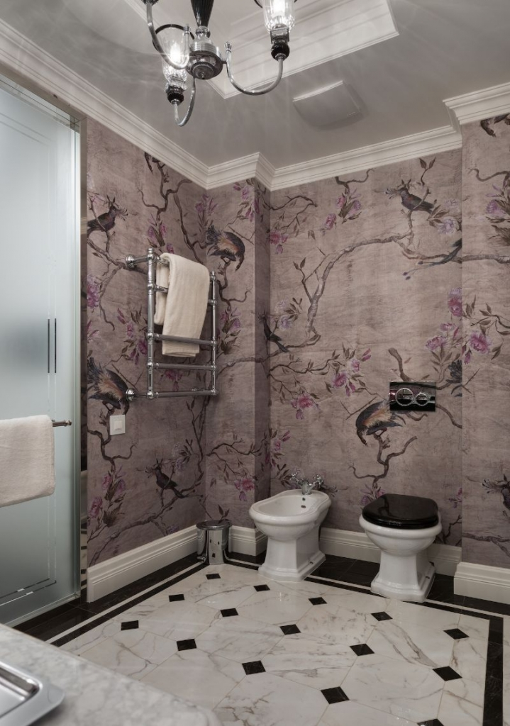 'Sunny Valley' Residence: Spectacular Design by Bolshakov Interiors bolshakova interiors Bolshakova Interiors Brings Together A Multitude Of Luxury Design Brands APR Bolshakova Interiors Sunny Valley c Andrey Avdeenko 21 719x1024