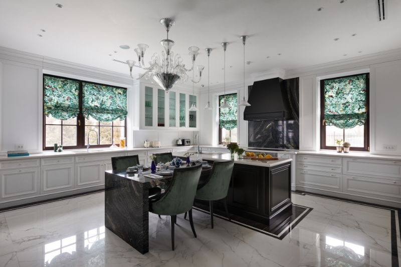 'Sunny Valley' Residence: Spectacular Design by Bolshakov Interiors bolshakova interiors Bolshakova Interiors Brings Together A Multitude Of Luxury Design Brands APR Bolshakova Interiors Sunny Valley c Andrey Avdeenko 24