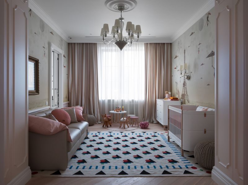 'Sunny Valley' Residence: Spectacular Design by Bolshakov Interiors bolshakova interiors Bolshakova Interiors Brings Together A Multitude Of Luxury Design Brands APR Bolshakova Interiors Sunny Valley c Andrey Avdeenko 54