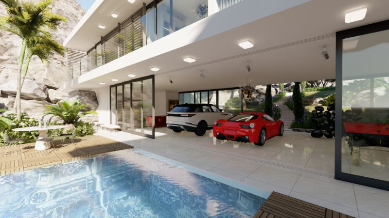 modern architecture Refreshing Pools: Dive Into These 11 Modern Architecture Designs Refreshing Pools Dive Into These 11 Modern Architecture Designs 2