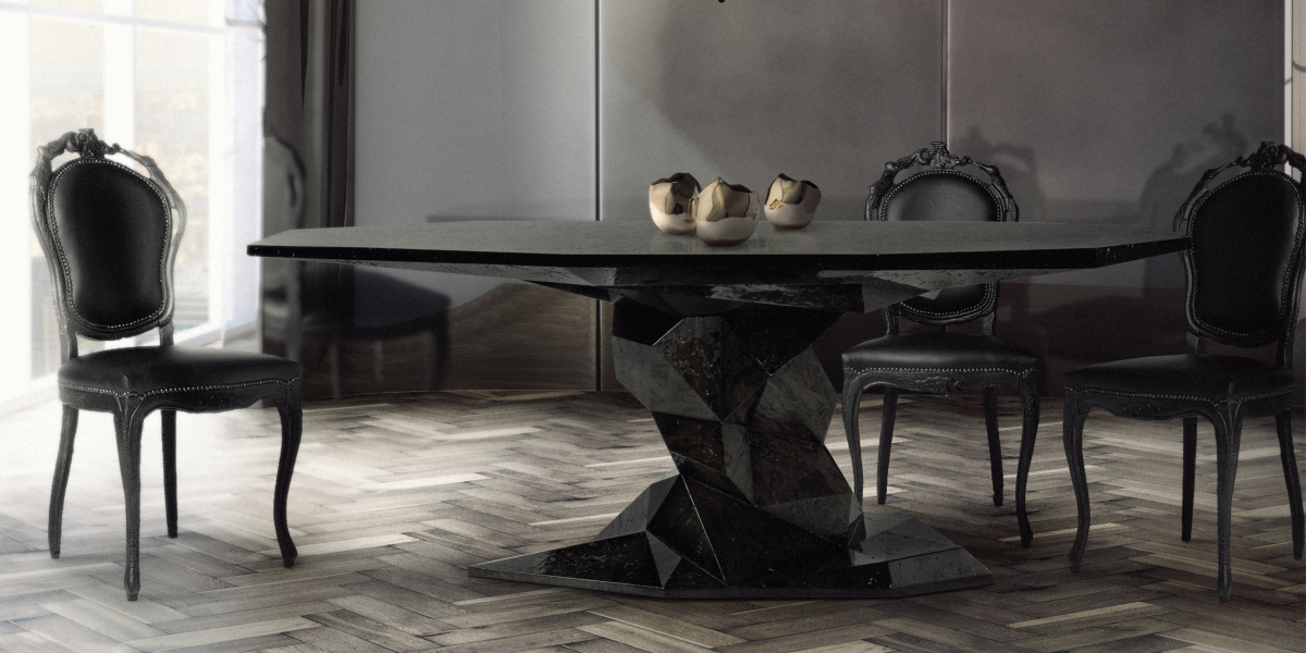 luxury dining rooms An Ultimate Selection Of Luxury Dining Rooms That Shine On Instagram An Ultimate Selection Of Luxury Dining Rooms That Shine On Instagram 5