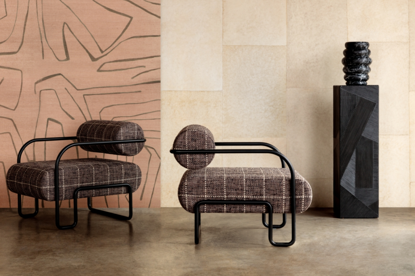 kelly wearstler Kelly Wearstler Presents A Furniture and Lighting Fall Collection feature image 2020 10 27T153709