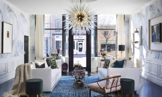 Andrea Schumacher Interiors, From Denver To The World ft