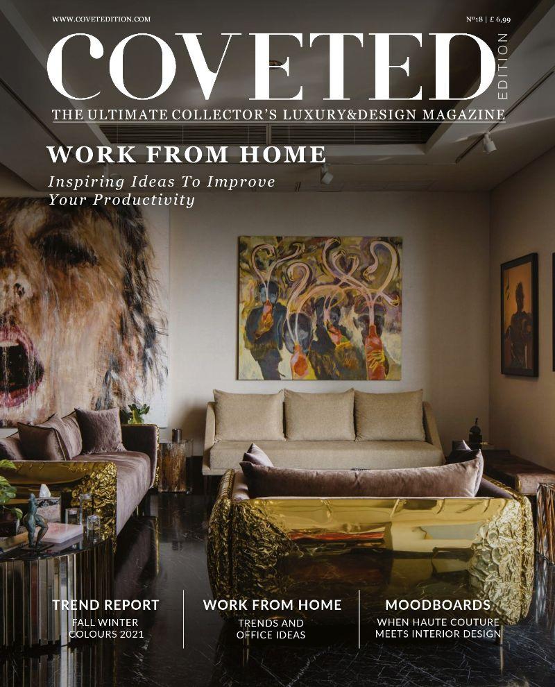 boca do lobo Boca do Lobo Conquers Coveted Magazine's Cover: Tips For A Home Office BOCA DO LOBO 1