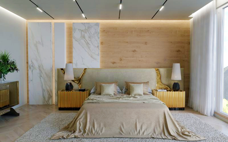 A Luxury Furniture Brand Just Launched Their First-Ever Modern Headboard modern headboard A Luxury Furniture Brand Just Launched Their First-Ever Modern Headboard Boca do Lobos Just Launched Their First Ever Modern Headboard 1