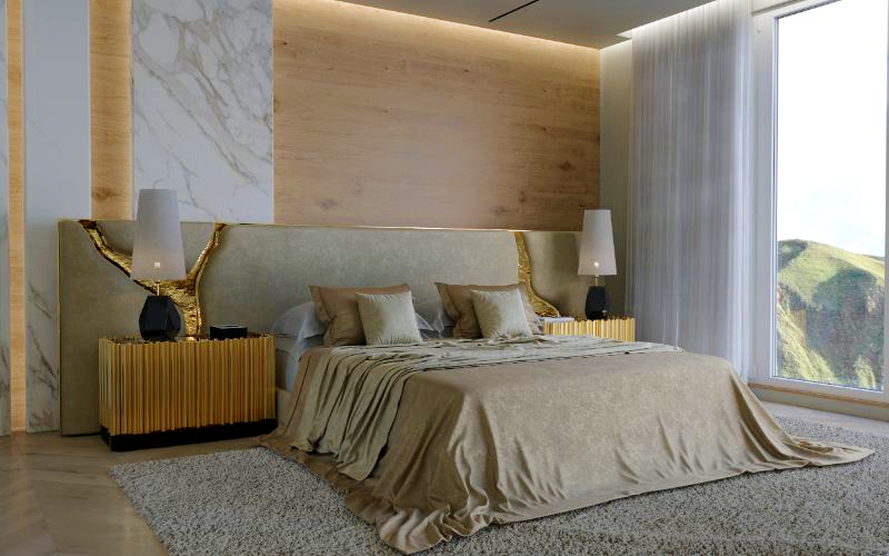 A Luxury Furniture Brand Just Launched Their First-Ever Modern Headboard modern headboard A Luxury Furniture Brand Just Launched Their First-Ever Modern Headboard Boca do Lobos Just Launched Their First Ever Modern Headboard 2