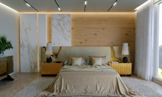 modern headboard A Luxury Furniture Brand Just Launched Their First-Ever Modern Headboard Boca do Lobos Just Launched Their First Ever Modern Headboard 335x201