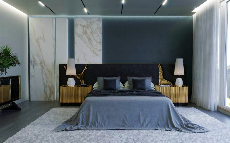 A Luxury Furniture Brand Just Launched Their First-Ever Modern Headboard