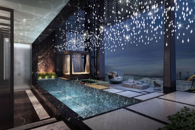 Inside A $14 Million Singapore Penthouse: The Wallich Residence By Superfat Designs singapore penthouse Inside A $14 Million Singapore Penthouse: The Wallich Residence By Superfat Designs Inside A 14 Million Singapore Penthouse The Wallich Residence By Superfat Designs 12