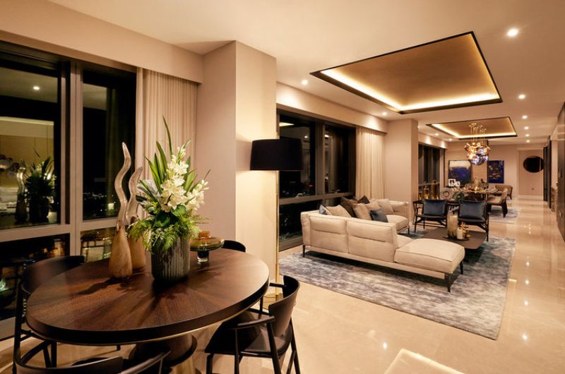 Inside A $14 Million Singapore Penthouse: The Wallich Residence By Superfat Designs singapore penthouse Inside A $14 Million Singapore Penthouse: The Wallich Residence By Superfat Designs Inside A 14 Million Singapore Penthouse The Wallich Residence By Superfat Designs 3 1