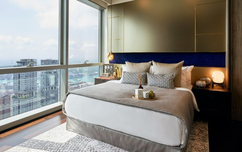Inside A $14 Million Singapore Penthouse: The Wallich Residence By Superfat Designs singapore penthouse Inside A $14 Million Singapore Penthouse: The Wallich Residence By Superfat Designs Inside A 14 Million Singapore Penthouse The Wallich Residence By Superfat Designs 7