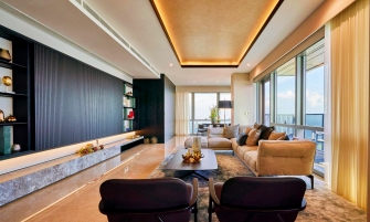singapore penthouse Inside A $14 Million Singapore Penthouse: The Wallich Residence By Superfat Designs Inside A 14 Million Singapore Penthouse The Wallich Residence By Superfat Designs feature image 335x201