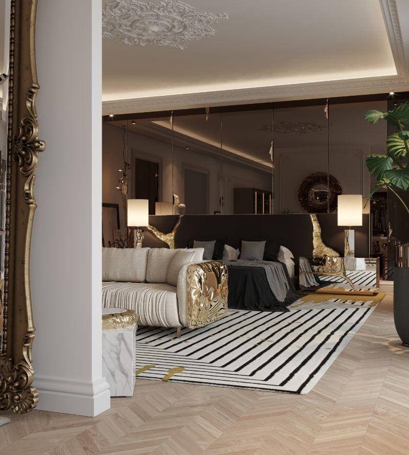 luxury penthouse Inside A Multi-Million Dollar Luxury Penthouse In The Heart Of Paris 28
