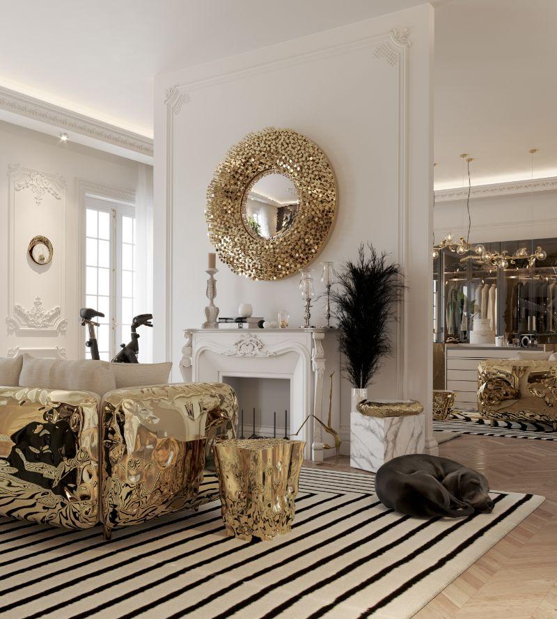 luxury penthouse Inside A Multi-Million Dollar Luxury Penthouse In The Heart Of Paris 29