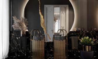 luxury bathroom A Multi-Millionaire Luxury Bathroom With A Parisian Aesthetic 5 1 335x201