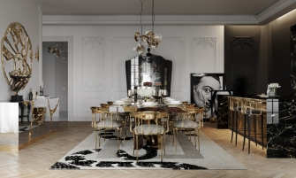luxury dining room Unravel A Luxury Dining Room Inside A Multi-Million Dollar Penthouse Unravel A Luxury Dining Room Inside A Multi Million Dollar Penthouse 2 1 1 335x201