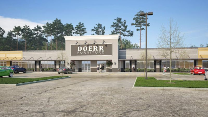 The Best Luxury Showrooms In New Orleans, Doerr Furniture In New Orleans