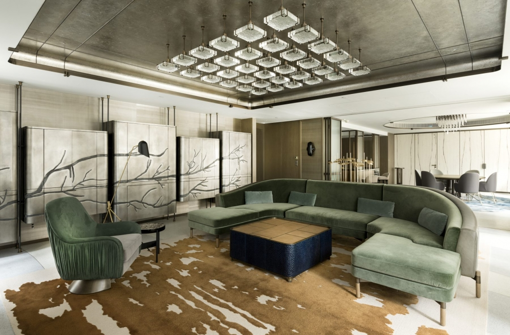 interior design project Discover The Best And Most Inspiring Interior Design Projects In Hong Kong Lit Ma E SUITE HighRes 008 1800x1184 1 1024x674
