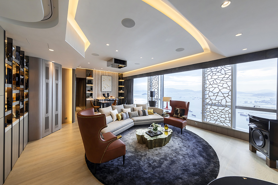 interior design project Discover The Best And Most Inspiring Interior Design Projects In Hong Kong Nautical Inspired Apartment 1 1