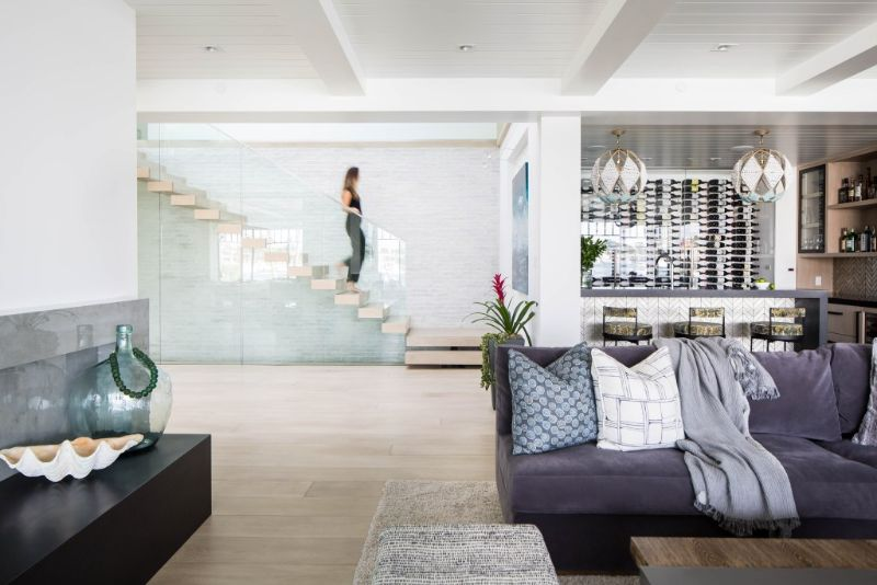 Modern Interior Design Projects To Discover In Newport Beach interior design project Modern Interior Design Projects To Discover In Newport Beach Newport Waterfront by Blackband Design