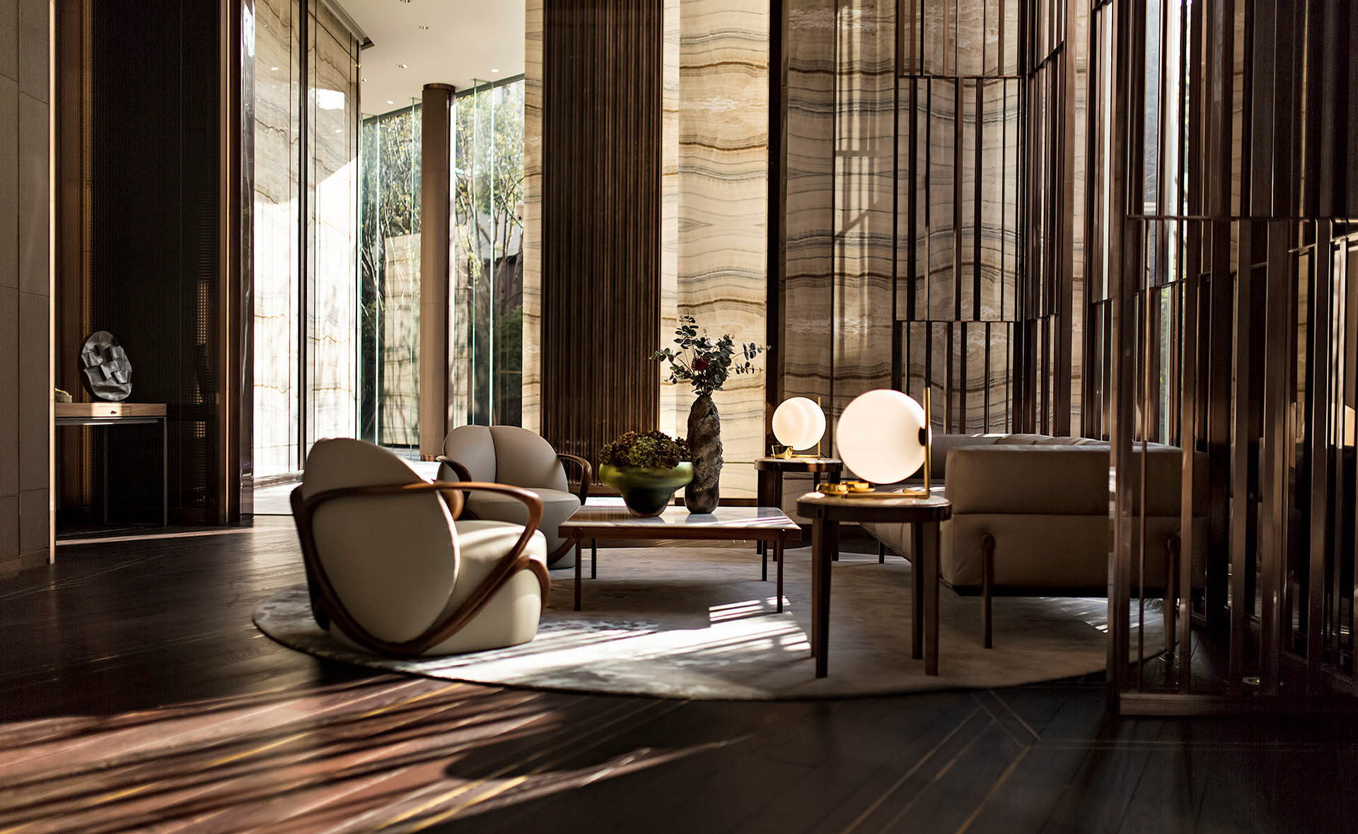 Exquisite Interior Design Projects To Discover In Shanghai interior design project Exquisite Interior Design Projects To Discover In Shanghai Royal Pavillion by Steve Leung Design Group