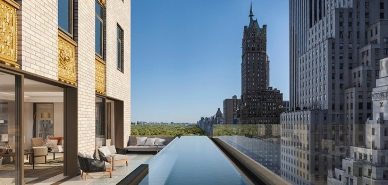 Aman New York - The Luxury Hotel and Residences Open Doors this Spring luxury hotel Aman New York – The Luxury Hotel and Residences Open Doors this Spring aman new york 2