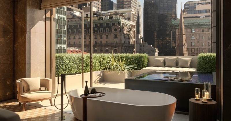 Aman New York - The Luxury Hotel and Residences Open Doors this Spring
