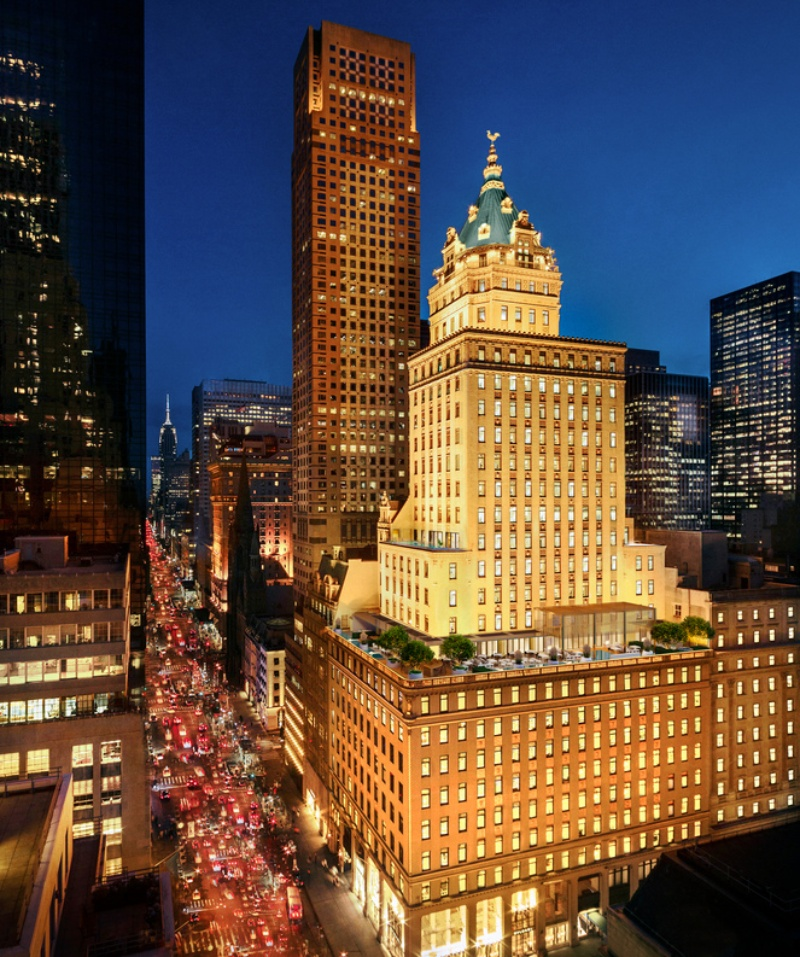 Aman New York - The Luxury Hotel and Residences Open Doors this Spring luxury hotel Aman New York – The Luxury Hotel and Residences Open Doors this Spring aman new york 5