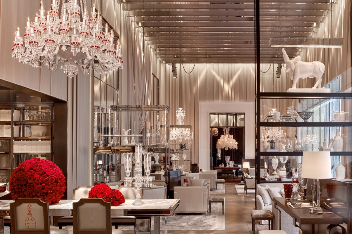 luxury living Baccarat Hotel & Residences – The Epitome of Luxury Living in New York baccarat 1400x933
