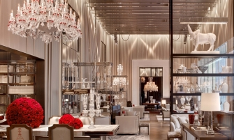 luxury living Baccarat Hotel & Residences – The Epitome of Luxury Living in New York baccarat 335x201