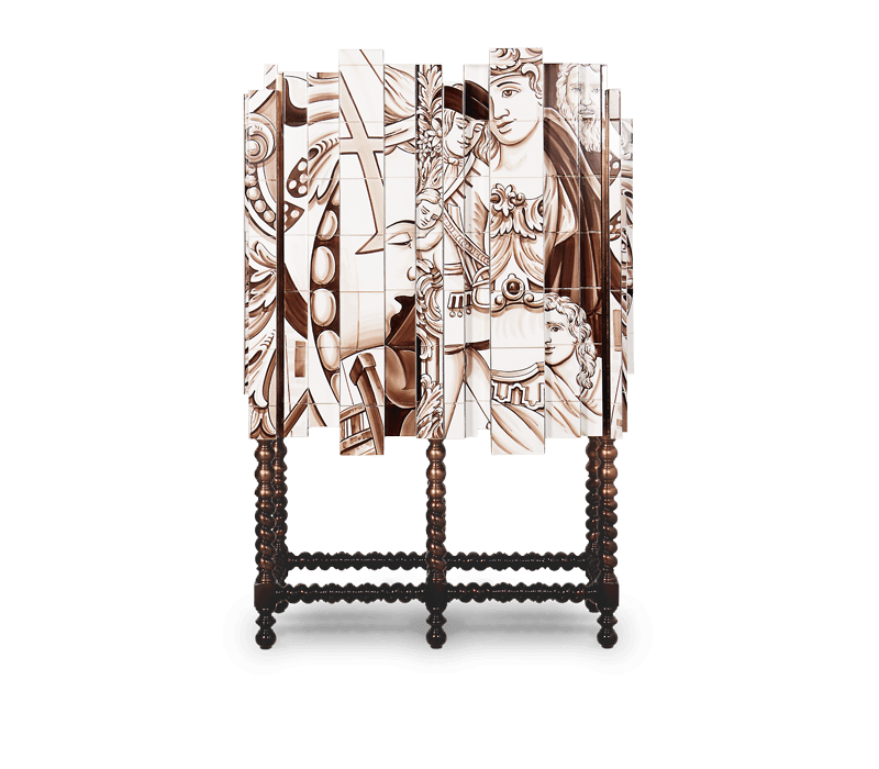 Portuguese Hand-painted Tiles – A Ode to Craftsmanship craftsmanship Portuguese Hand-Painted Tiles – An Ode to Craftsmanship d heritage cabinet 01 boca do lobo