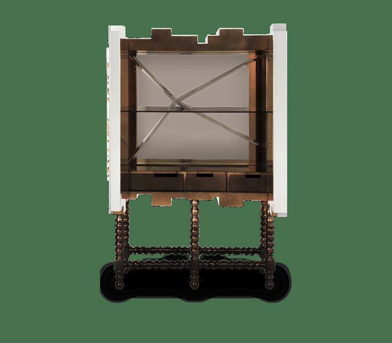 Portuguese Hand-painted Tiles – A Ode to Craftsmanship d heritage cabinet 03 boca do lobo