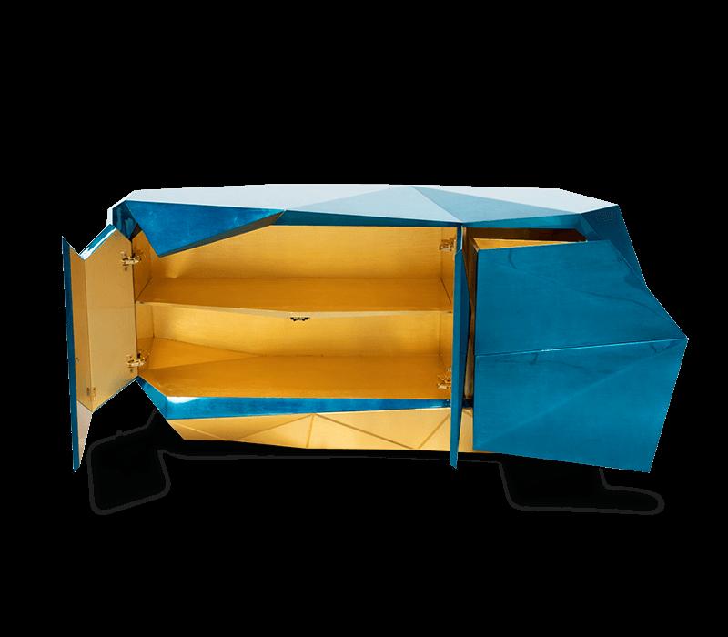 Blue and Gold - Luxury Furniture Inspiration luxury furniture Blue and Gold – Luxury Furniture Inspiration diamond blue sideboard 03 boca do lobo